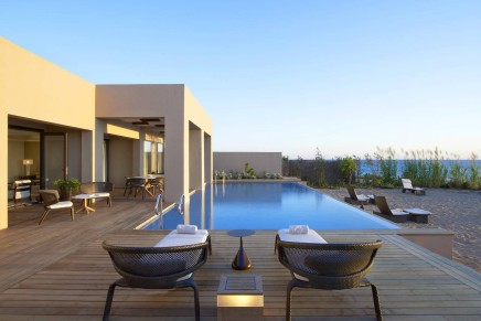 The Romanos Ionian Exclusive, a resort-within-a-resort