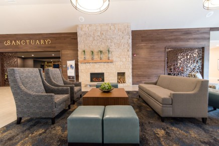 New look for the DoubleTree by Hilton Cleveland – Westlake