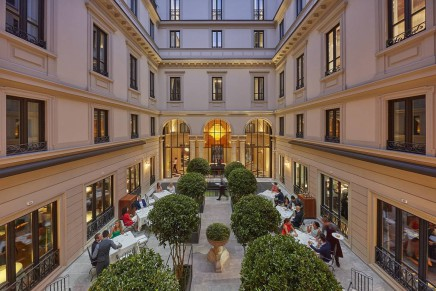 Mandarin Oriental, Milan now open