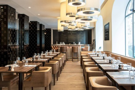New Les Cocottes bistro in the Sofitel Paris Arc de Triomphe