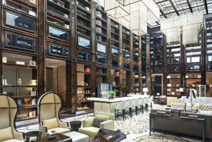 The Luxury Collection Hotels & Resorts debuts in Nanjing, China