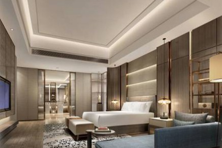 First Marriott Hotel in Chongqing