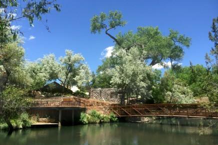 Sunrise Springs Wellness Resort opened in Santa Fe, New Mexico