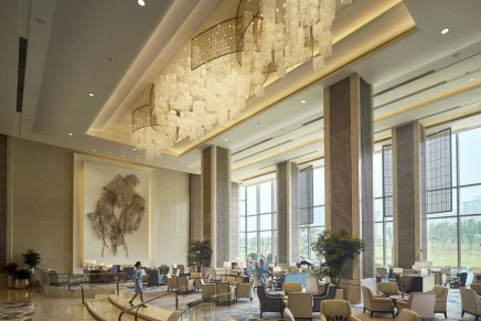 Shangri-La Hotels and Resorts Brings Luxury to Tangshan, China