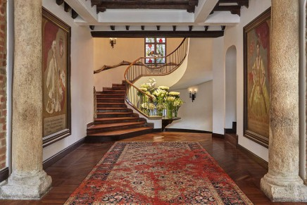 Beautifully restored Four Seasons Hotel Casa Medina Bogota reopened