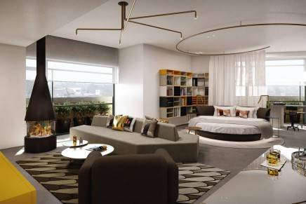W Hotels debuts in The Netherlands with W Amsterdam