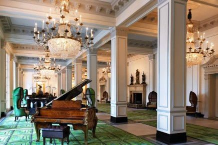 The Luxury Collection unveils redesigned St. Anthony Hotel