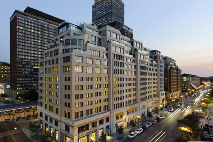 Mandarin Oriental to acquire Boston Hotel