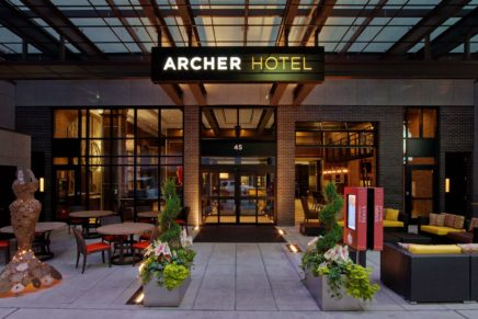Archer Hotel New York plans new eatery