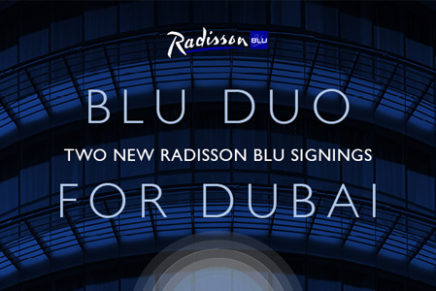 Rezidor signs two new Radisson Blu Hotels in Dubai