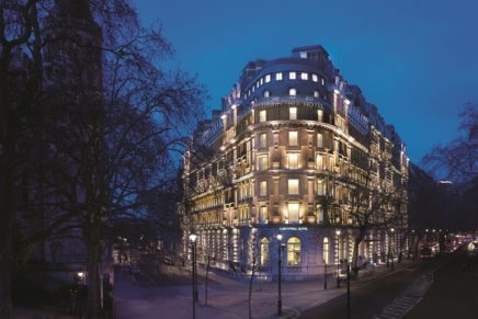 Corinthia Hotel London to launch Neuroscience in Residence, first in world