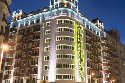 Marketing platform boosts Hotel Emperador Madrid reach