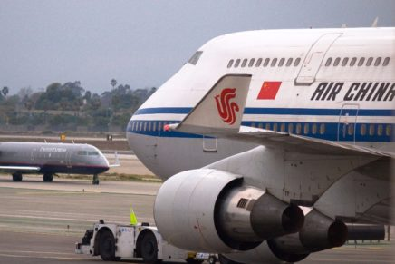 Air China announces new Beijing-Frankfurt flight