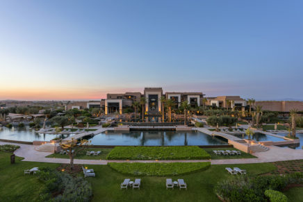 AccorHotels to manage Fairmont Royal Palm Marrakech in Africa