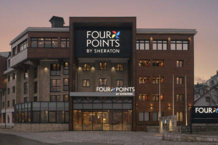 Four Points by Sheraton debuts in Montenegro