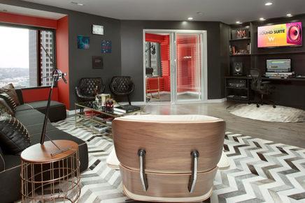 W Hotels Worldwide unveils first W Sound Suite in North America