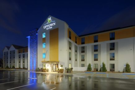 Starwood Capital Group launches Uptown Suites as an answer to economy extended-stay accommodations