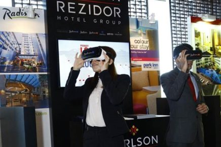 Carlson Rezidor leads the way with cutting-edge Virtual Reality Interface