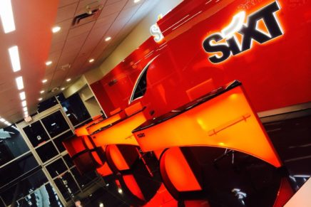Car rental Sixt continues U.S. expansion in San Antonio and San Diego