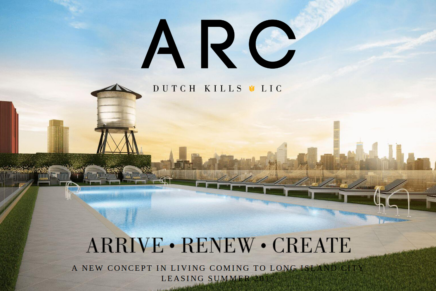 Luxury rental ARC to open up for leasing August