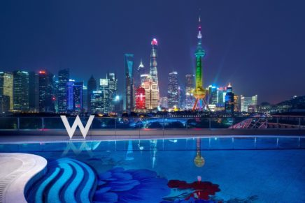 W Hotels boosts Shanghai skyline with the debut of W Shanghai – The Bund