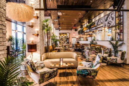 Addison Hospitality Group debuts Craven Restaurant, Bar & Lounge