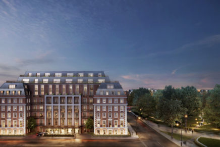 London to see first Four Seasons Private Residences by Finchatton