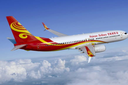 China's Hainan Airlines eyes ordering Aviation Partners Boeing Split Scimitar Winglets