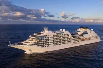 Seabourn luxury cruise line kicks off celebration of 30 years