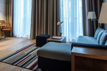 Hyatt opens hotel in Germany's Düsseldorf