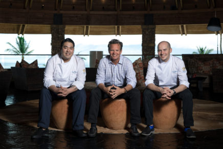 Acclaimed chefs find Maui home at Hotel Wailea