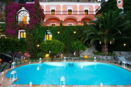 Amalfi Coast luxury villas uniquely suited to multigenerational travel trend