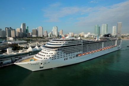 All aboard as MSC Divina stars in second season of Mighty Cruise Ships