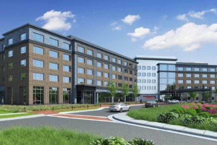 The Stateview Hotel opens on North Carolina State University campus