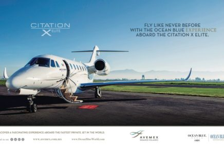 Ocean Blue World to partner up with Avemex for luxury business aircraft