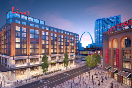 Loews Hotels announces first St. Louis property hotel as part of $260 mln expansion