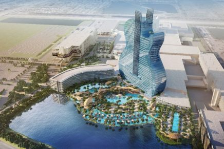 Guitar-shaped Hotel to go up at Seminole Hard Rock Hotel & Casino