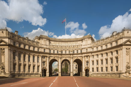 Admiralty Arch appoints and welcomes Waldorf Astoria to London