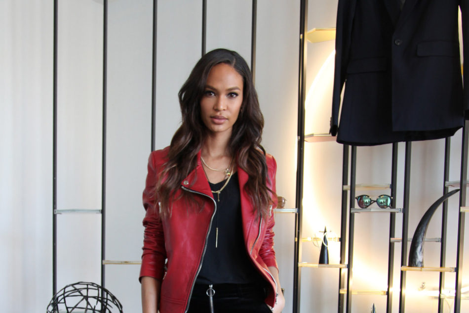 W Hotels launches closet inspired by Joan Smalls