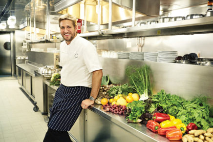 Cruise lines partner with culinary stars