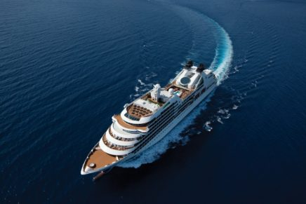 Seabourn offers special sales for the holiday season