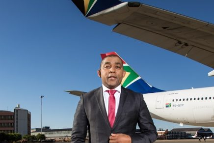 South African Airways welcomes new CEO