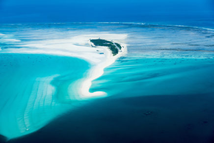 Enjoy your own private tropical island off the Mozambican coast