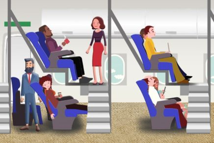 IpVenture aims to rescue pax from shrinking airline seats