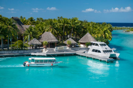 Regis Bora Bora Resort announces a new partnership John Kincaid