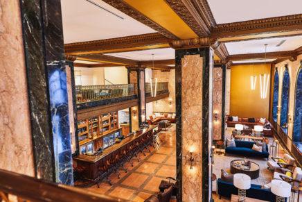 Rockbridge to open experiential hotel Noelle in Nashville