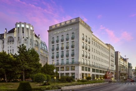 Ritz-Carlton Budapest names new GM