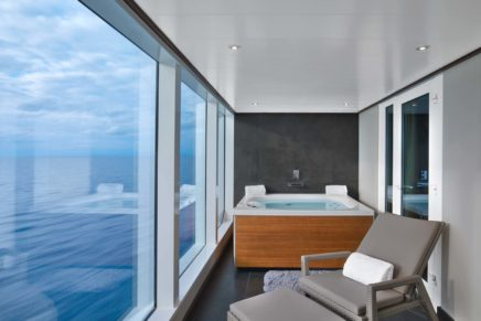 Seabourn to facelift Oceanfront Veranda Suites