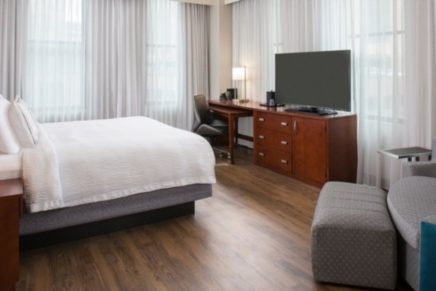 Courtyard New Orleans receives USD 3.2 mln facelift