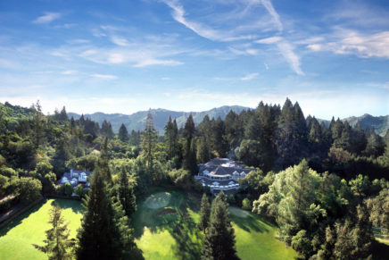 Forbes Travel Guide acknowledges Meadowood Napa Valley